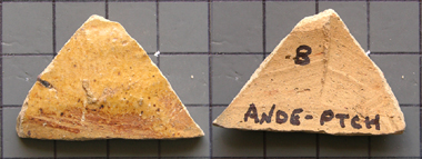 ANDE-PTCH ANDE nne Ware, French - PiTCH er 1050 – 1200