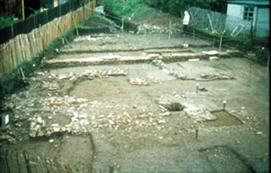 Ddag Rediscovering Dartford Excavations At Wilimgton