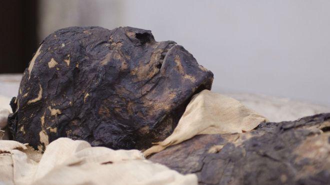 Maidstone Mummy 1