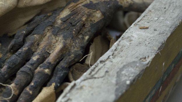 Maidstone Mummy 2